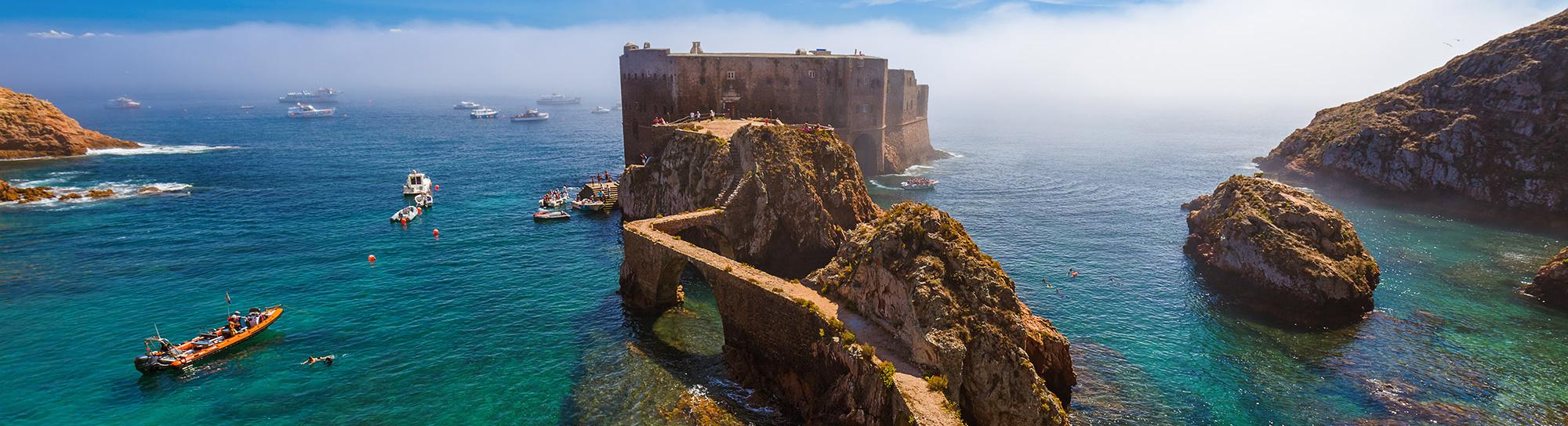 Portugal Berlingas Islands