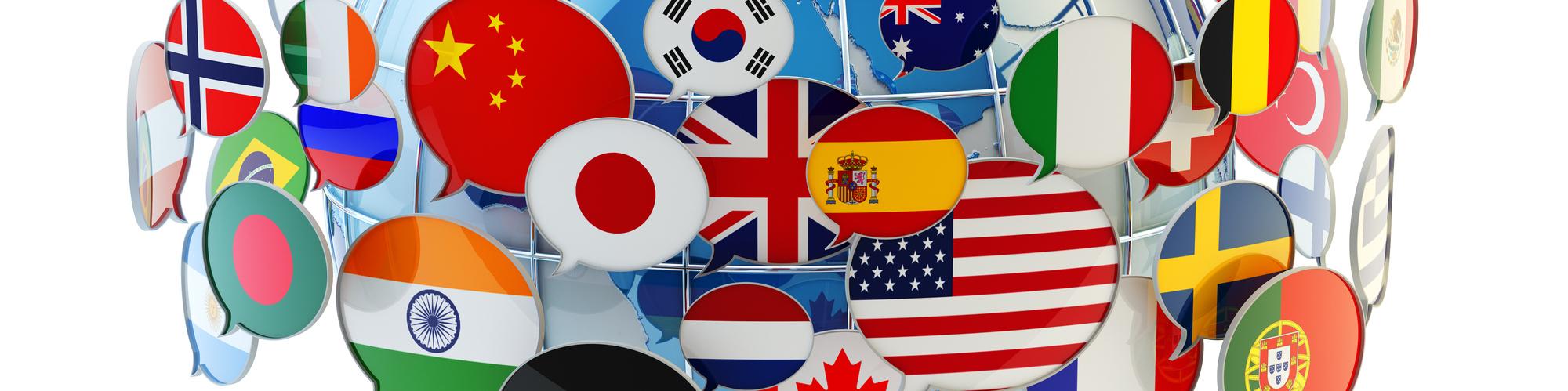 TESOL Flags